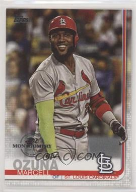 2019 Topps - [Base] - Factory Set 582 Montgomery Club #503 - Marcell Ozuna
