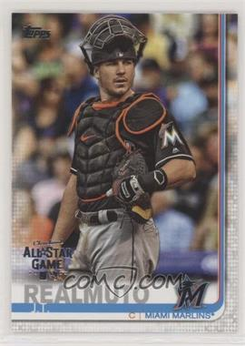 2019 Topps - [Base] - Factory Set All-Star Game #52 - J.T. Realmuto