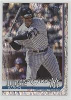 Aaron Judge #/162