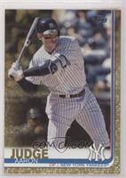 Aaron Judge #/2,019