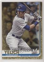 League Leaders - Christian Yelich #/2,019