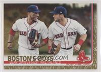 Checklist - Boston's Boys (Beantown's Finest Take the Field) #/2,019