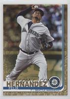 Felix Hernandez #/2,019