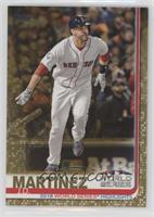 World Series Highlights - J.D. Martinez #/2,019