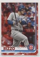 Anthony Rizzo #/76