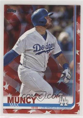 2019 Topps - [Base] - Independence Day #658 - Max Muncy /76