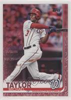 Michael Taylor #/50
