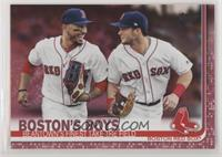 Checklist - Boston's Boys (Beantown's Finest Take the Field) /50