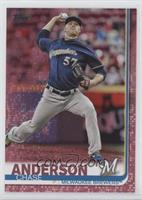Chase Anderson #/50