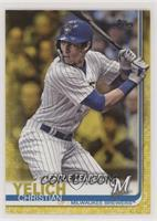 League Leaders - Christian Yelich