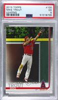 Mike Trout (Leaping Catch) [PSA5EX]