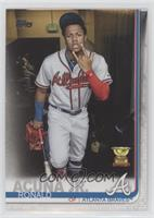 SP Variation - Ronald Acuna Jr. (In Dugout)
