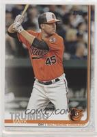 Mark Trumbo [EX to NM]