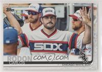SP Variation - Carlos Rodon (Throwback Uniform)