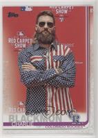 SP Variation - Charlie Blackmon (Patriotic Street Clothes)