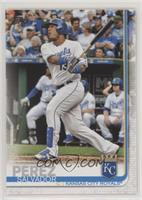 Base - Salvador Perez (Batting)