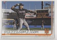 SSP Retired Greats - Mike Piazza [NoneEXtoNM]