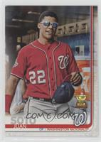 SP Variation - Juan Soto (Red Jersey)