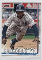 Base - Didi Gregorius (Diving into Slide)