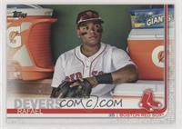 SP Variation - Rafael Devers (In Dugout)
