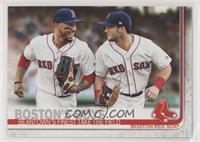 Checklist - Boston's Boys (Beantown's Finest Take the Field)