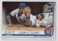 Base - Javier Baez (Fielding)