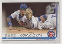 Base - Javier Baez (Fielding)