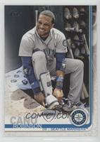 SP Variation - Robinson Cano (In Dugout)