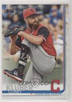 SP Variation - Corey Kluber (Red Jersey)