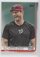 SP Variation - Max Scherzer (Black Shirt)