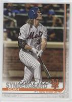 SP Photo Variation - Noah Syndergaard (Batting)