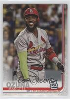 Base - Marcell Ozuna (Smiling)