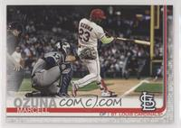 SP Photo Variation - Marcell Ozuna (Batting)
