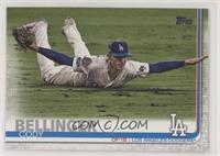 SP Photo Variation - Cody Bellinger (Sliding After Catch)