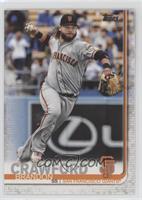 Base - Brandon Crawford (Throwing)