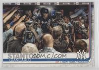 SP Photo Variation - Giancarlo Stanton (Surrounded by Press)