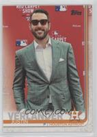 SP Variation - Justin Verlander (Street Clothes)