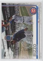 SSP Photo Variation - Anthony Rizzo (Gatorade Shower)