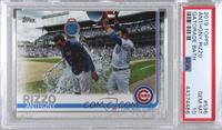 SSP Photo Variation - Anthony Rizzo (Gatorade Shower) [PSA 10 GEM&nbs…
