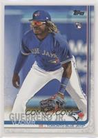 Vladimir Guerrero Jr. (Complete Sets Blue Jersey) [Good to VG‑E…