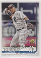 Base - Gleyber Torres (Pinstripes)