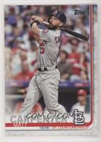 Base - Matt Carpenter (Batting) [EX to NM]