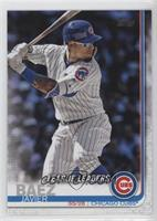 League Leaders - Javier Baez