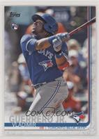 SP Rookie - Vladimir Guerrero Jr. (Without Card Number)