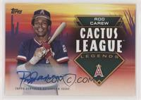 Rod Carew #/10