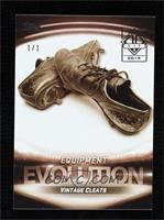 Vintage Cleats, Modern Cleats #1/1