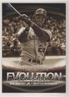 Ichiro, Ken Griffey JR. /299