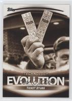 Ticket Stubs, Digital Mobile Ticket [EXtoNM]