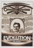 Box Scores, MLB At Bat App