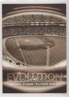 Stadiums - Memorial Stadium, Oriole Park at Camden Yards